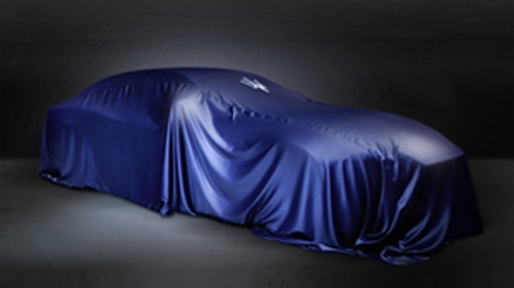 New Maserati Teased Ahead of the Shanghai Auto Show