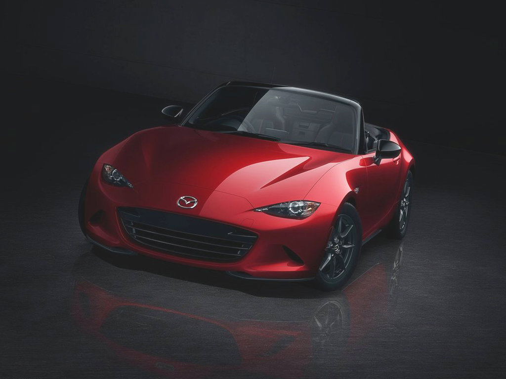 new mazda mx 5 miata will reportedly weigh 1 020 kilograms with the 1 5 liter engine. Black Bedroom Furniture Sets. Home Design Ideas