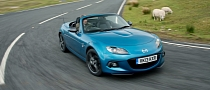 New Mazda MX-5 Sport Graphite Edition Launched in Britain [Photo Gallery]
