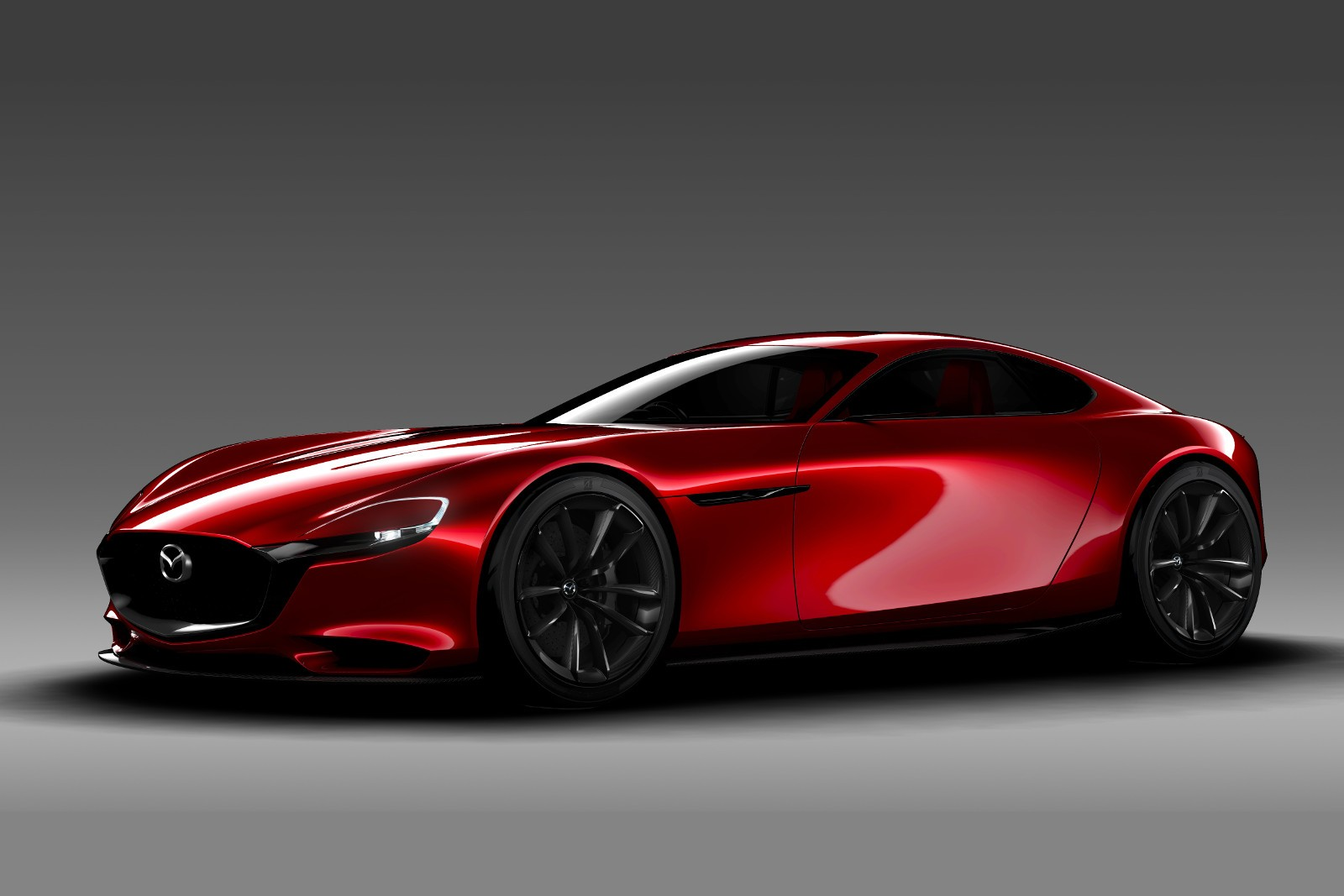 new mazda rotary sports car concept coming to 2017 tokyo. Black Bedroom Furniture Sets. Home Design Ideas