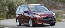 New Mazda5 to Debut in China on January 11