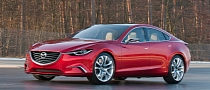 New Mazda6 Diesel Coming to US in Late 2013