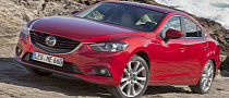 New Mazda6 Recalled Due to Fire Risk