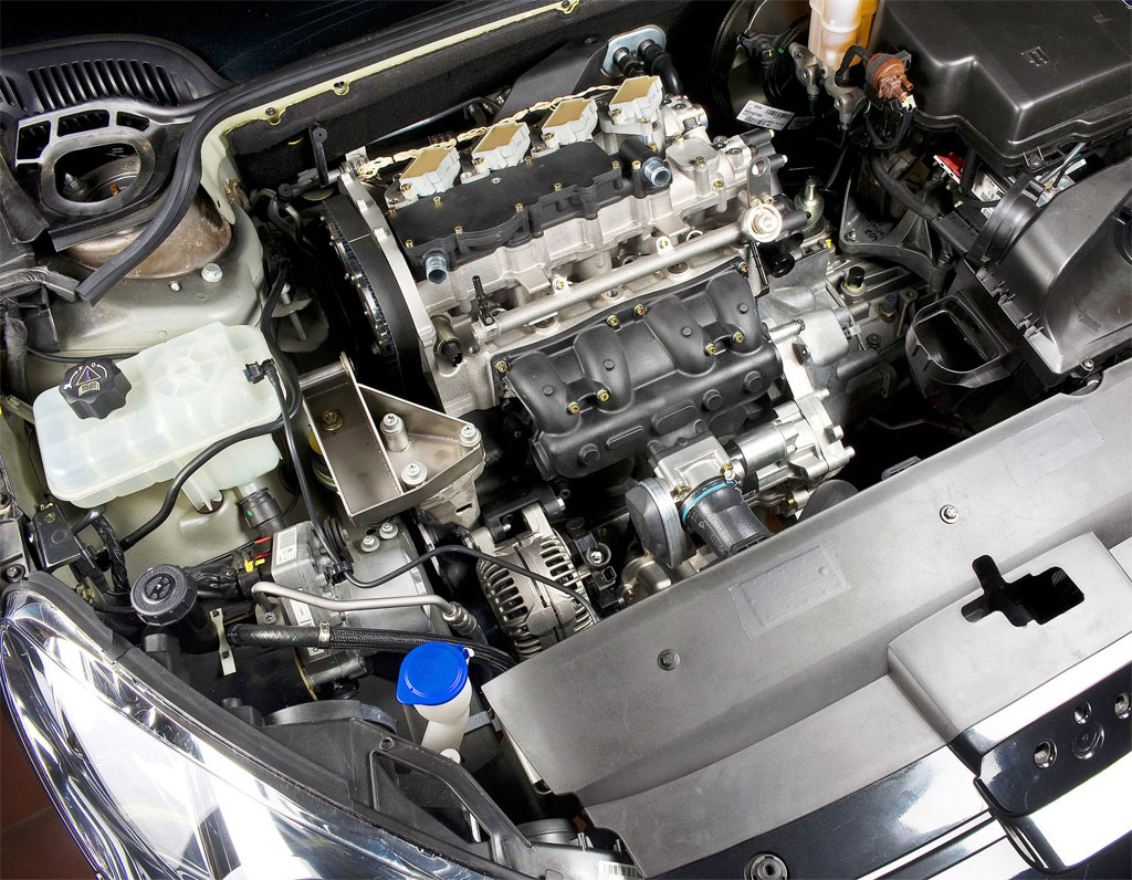 New Mce 5 Vcri Engine To Be Shown On A Peugeot 407 Autoevolution