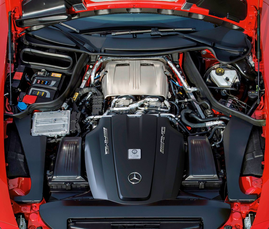 Amg Engine Range: New Mercedes C 63 AMG Gets 510 HP & 700 Nm