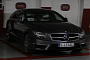 New Mercedes CLS 63 AMG Shooting Brake Spotted in Spain [Video]