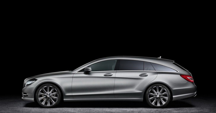 New Mercedes CLS Shooting Brake Revealed in Full [Photo Gallery]