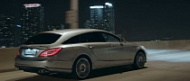 New Mercedes CLS63 AMG Shooting Brake TV Commercial Released [Video]