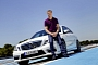 New Mercedes E63 AMG Campaign Features David Coulthard
