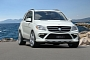 New Mercedes ML Tuned by Hofele Design [Photo Gallery]