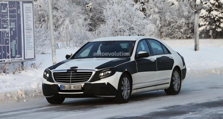 New Mercedes S-Class to Use TomTom HD Traffic