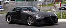 New Mercedes SLC Details Surface