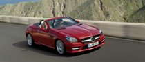 New Mercedes SLK Official Details and Photos