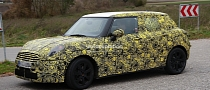 New MINI Cooper Concept to Be Unveiled This Week?