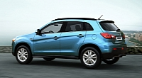 Mitsubishi ASX crossover photo