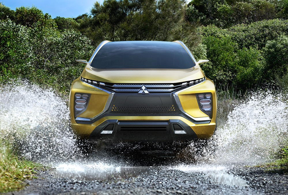 New Mitsubishi Crossover Coming to the North American Market in 2017 - autoevolution