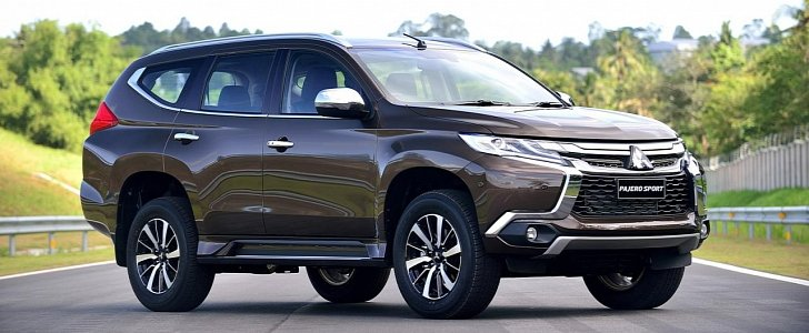 new mitsubishi suv is in development could fight the 2020 ford bronco autoevolution. Black Bedroom Furniture Sets. Home Design Ideas