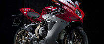 New MV Agusta F3 Gears Up for Motorcycle Live