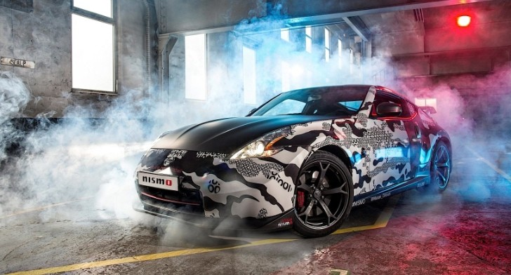 New Nissan 370Z NISMO Entering Gumball Rally [Photo Gallery]