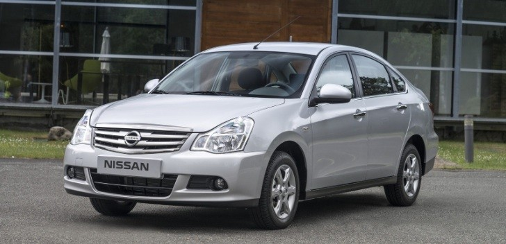 New Nissan Almera Sedan Unveiled in Moscow [Photo Gallery]