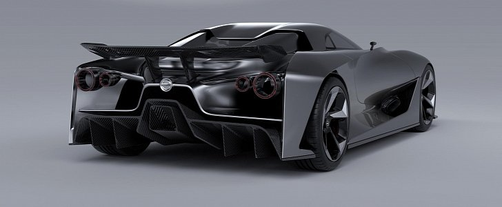new nissan gt r r36 to be the hottest super sports car in the world autoevolution. Black Bedroom Furniture Sets. Home Design Ideas