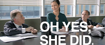 New Nissan Micra Commercial: Meeting Room [Video]
