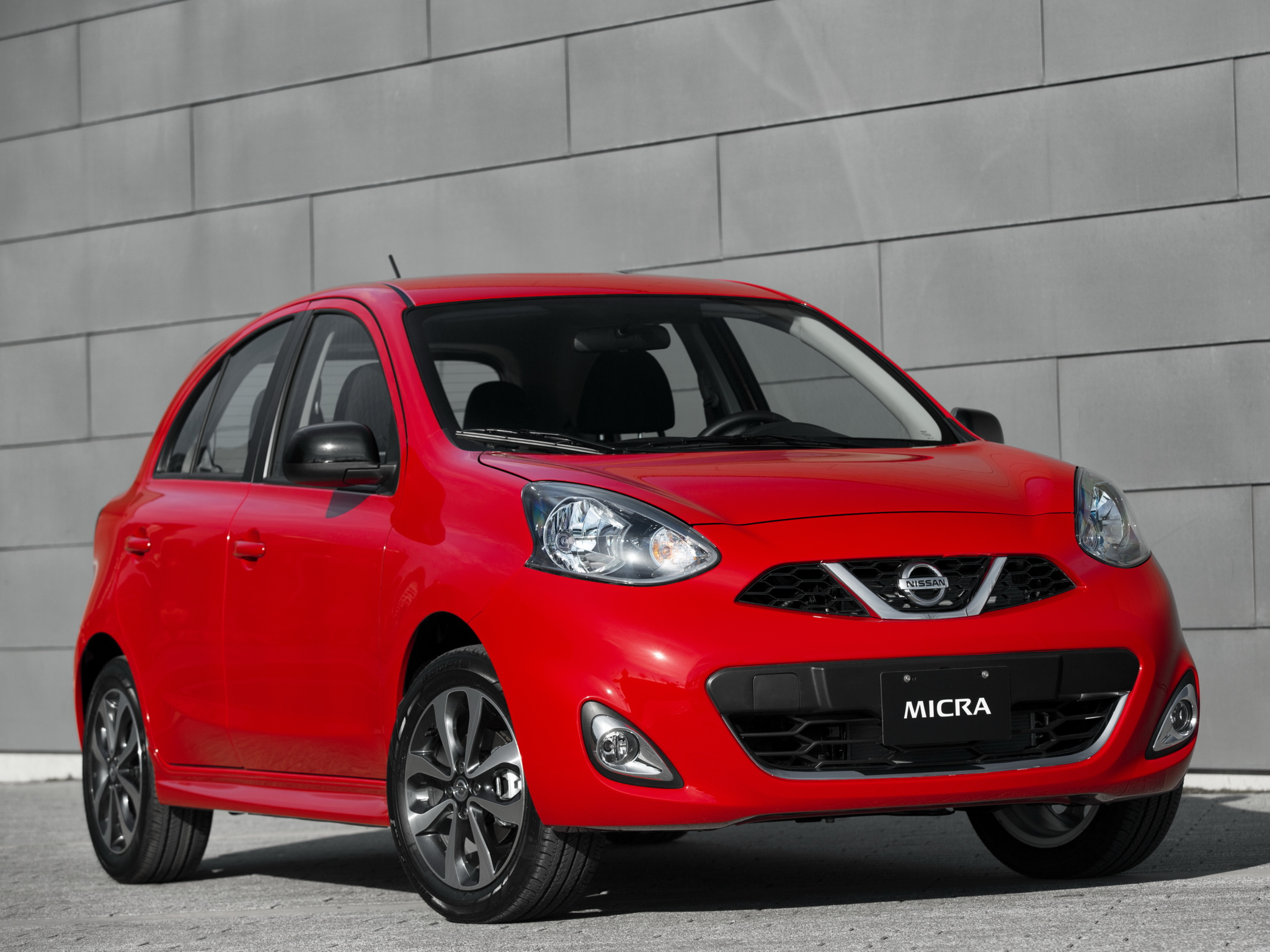 New Nissan Micra Confirmed for 2016, Will Be Built by Renault ...