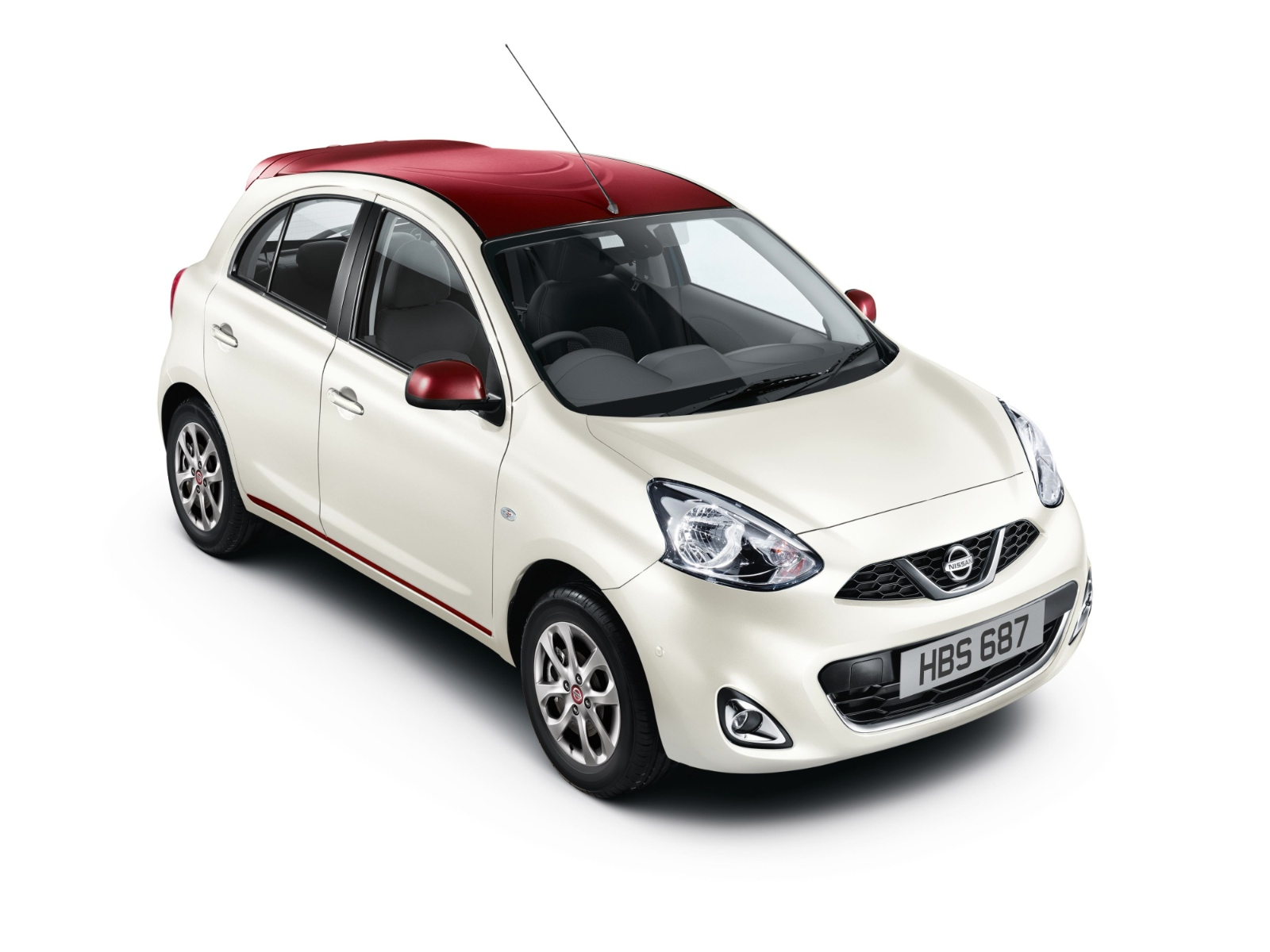 new nissan micra limited edition gets contrasting roof autoevolution. Black Bedroom Furniture Sets. Home Design Ideas