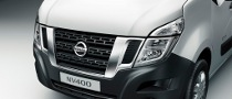 New Nissan NV400 Debuts in the UK