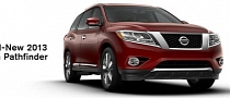 New Nissan Pathfinder Not Coming to Europe and the UK