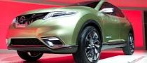 New Nissan Qashqai Coming in 2014