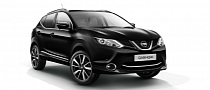 New Nissan Qashqai Gets Exclusive Premier Limited Edition