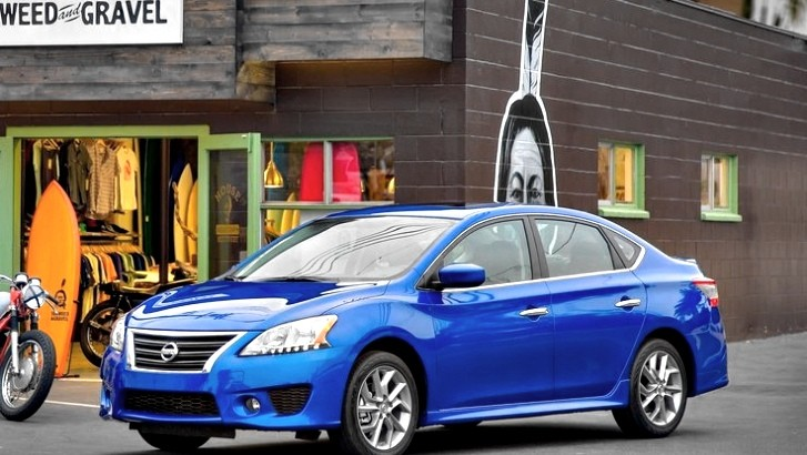 New Nissan Sentra Gets US Price Tag of $15,990