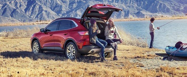 new off road crossover based on 2020 ford escape confirmed. Black Bedroom Furniture Sets. Home Design Ideas