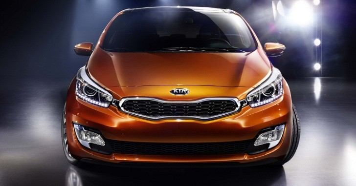 New Official Photos of 2013 Kia Pro_Cee'd [Photo Gallery]