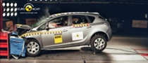 New Opel Astra Gets Five Stars from Euro NCAP