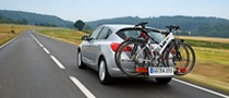 New Opel Astra Offered with FlexFix Bike Carrier