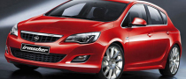 New Opel Astra Tuned by Irmscher