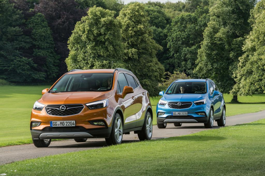 New Opel Models Announced For 2019 Adam Corsa Mokka X