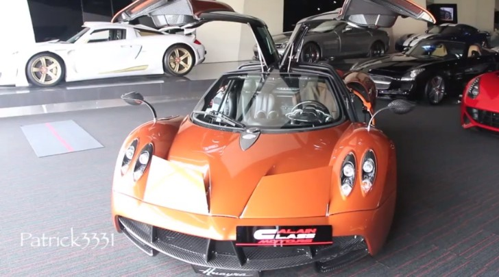 New Pagani Huayra for Sale in Dubai [Video]