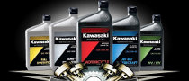 New Performance Oils Line from Kawasaki