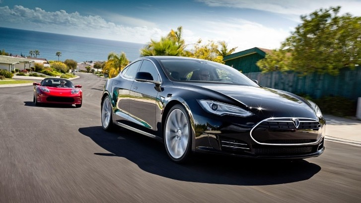 New Performance Pack for Tesla Model S
