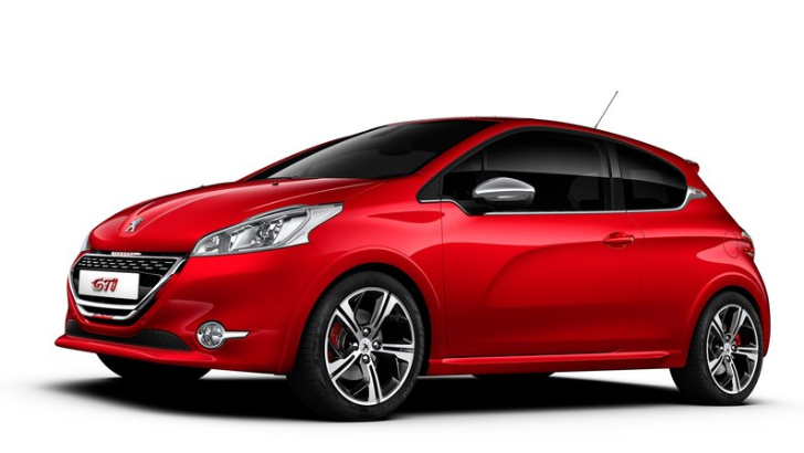 new peugeot 208 gti on sale and preorder dates for uk market