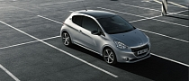 New Peugeot 208 Officially Unveiled [Photo Gallery]
