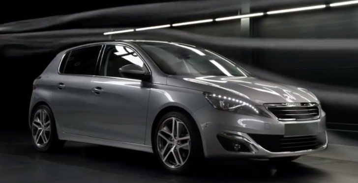 New Peugeot 308 Commercial: Feel the Difference [Video]