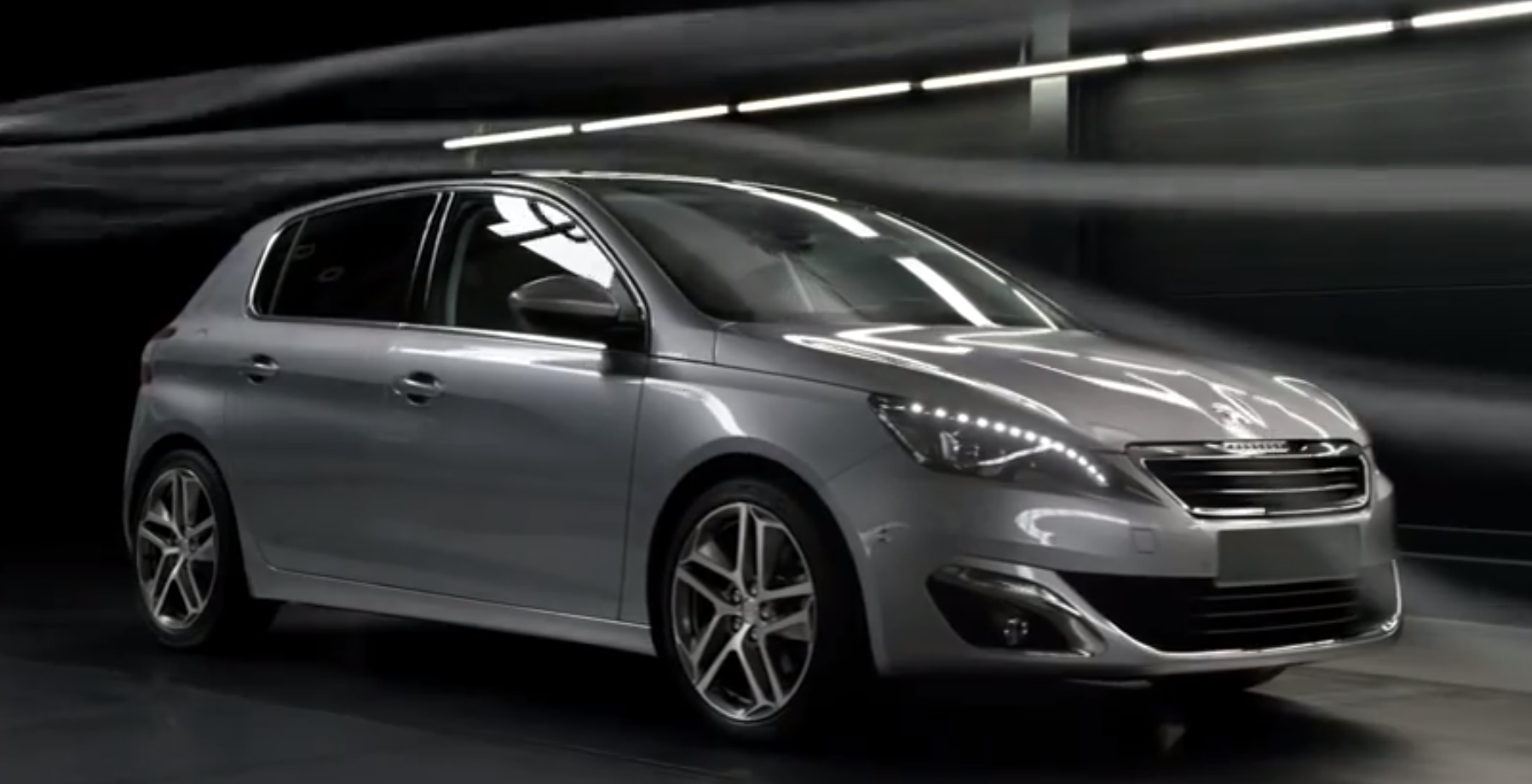 new peugeot 308 commercial feel the difference autoevolution. Black Bedroom Furniture Sets. Home Design Ideas