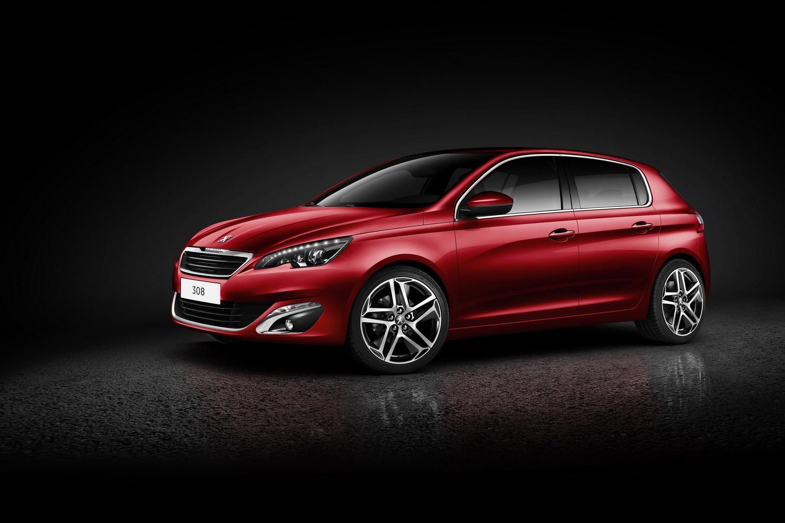 new peugeot 308 is the 2014 european car of the year. Black Bedroom Furniture Sets. Home Design Ideas