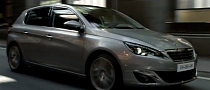 New Peugeot 308 Press Film: Eyes on Fire [Video]