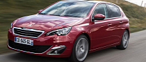New Peugeot 308 Priced in Britain