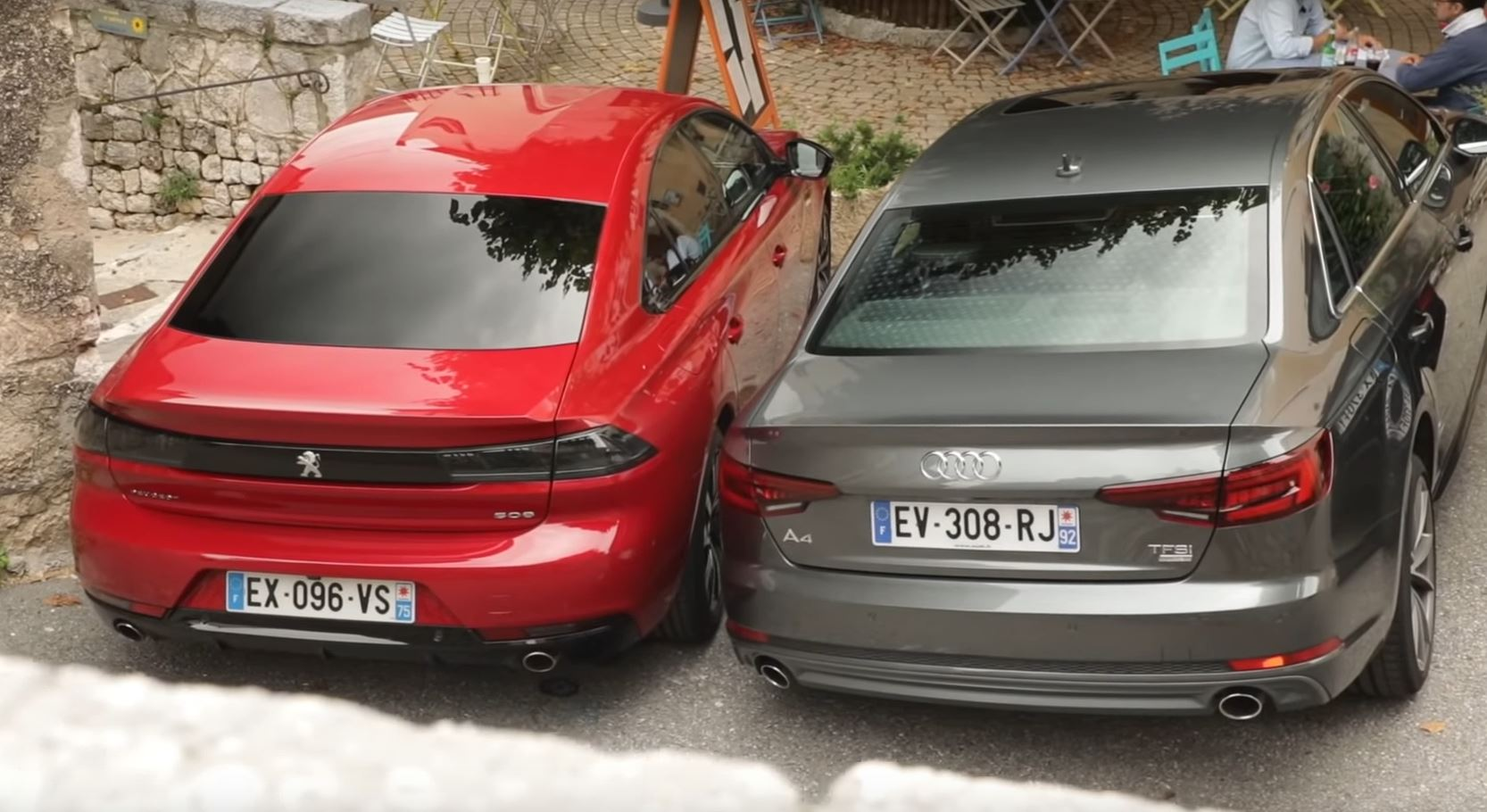 New Peugeot 508 Takes On Audi A4 In Franco German